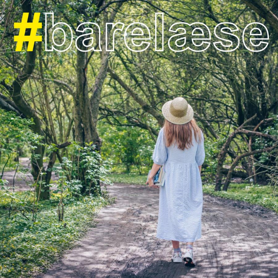 #barelæse