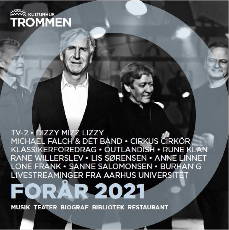 Katalog forår 2021 Kulturhus Trommen