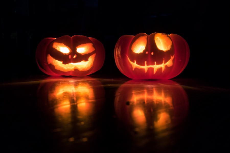 Halloweengræskar